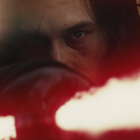 Why Does Everything Split During Kylo Ren and Rey's Fight?