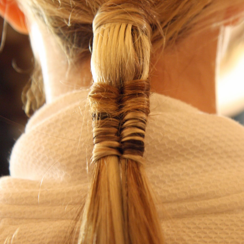 The Fashion Week Ponytail You'll Be Dying to Wear