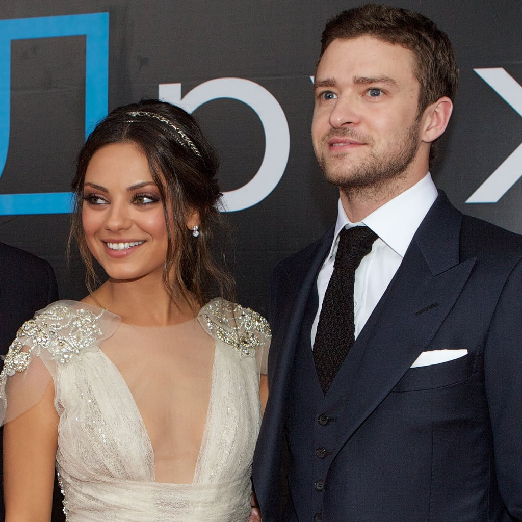 Justin Timberlake and Mila Kunis in Moscow Pictures 2011-07-26 15:49:08