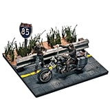 McFarlane Toys Building Sets  — Daryl Dixon with Chopper Building Set