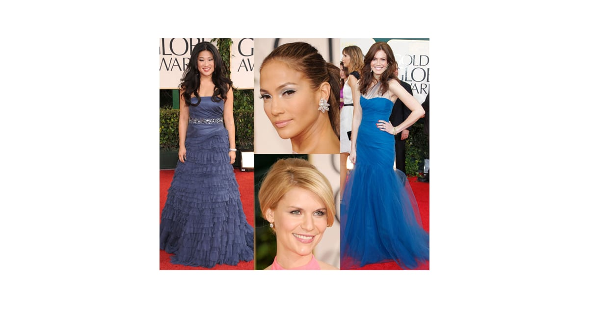 Fashion Beauty Awards: Fashion And Beauty Pictures From The 2011 Golden Globe