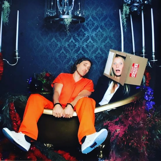 Gwyneth Paltrow's Seven Halloween Costume 2017