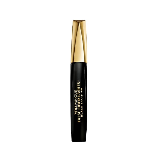 Forget fumbling with falsies when L'Oréal Voluminous False Fiber Lashes Black Lacquer Mascara ($9) gives you equally amazing lashes. The formula features a special polymer to help bond a blend of long and short fibers to your lashes for a dramatic result.