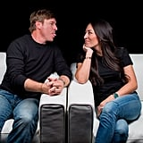 Chip and Joanna's Intimate Interview Goes Viral