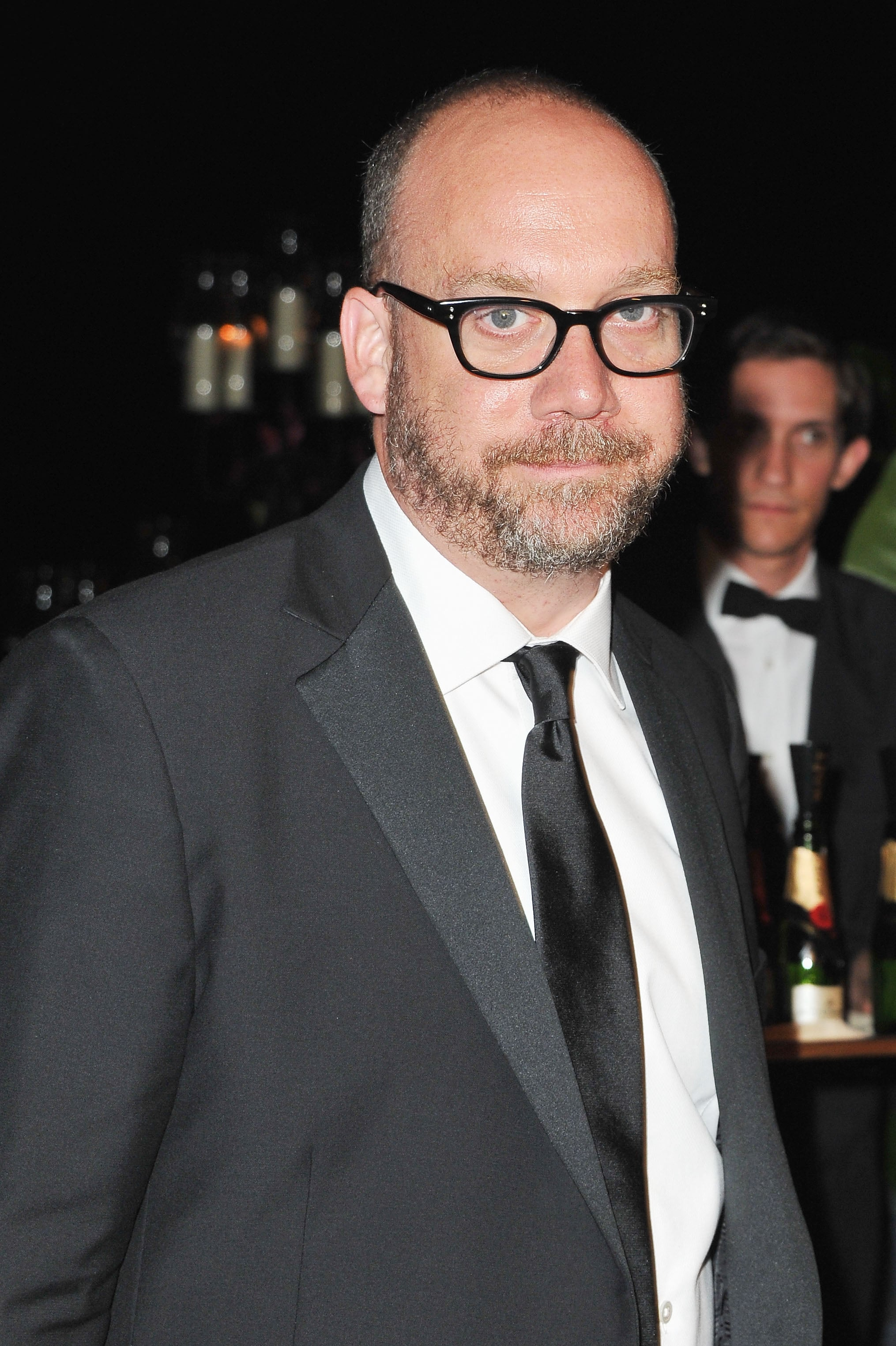 Paul Giamatti at the Venice Film Festival opening dinner.