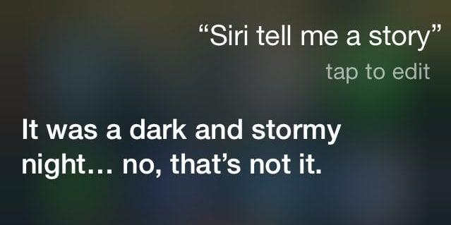 Best Siri Responses