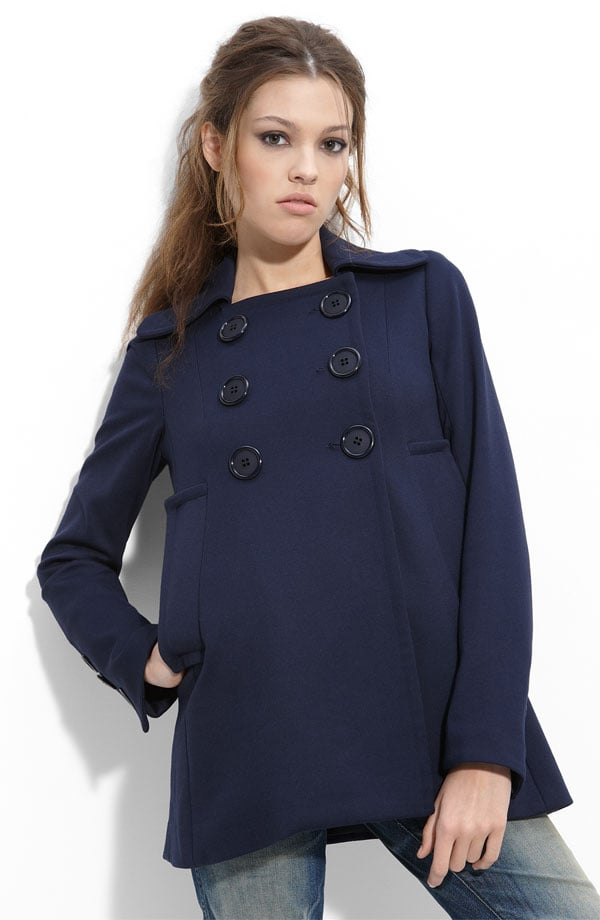 Bailey 44 Ponte Knit Swing Coat ($328)