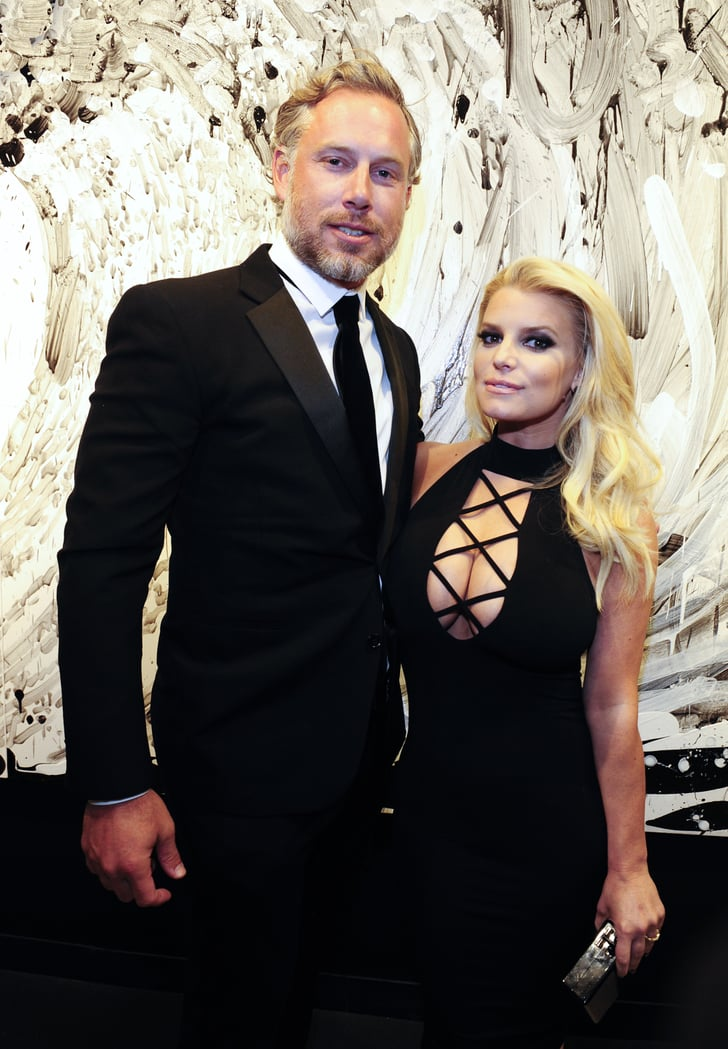 Jessica Simpson and Eric Johnson | Pregnant Celebrities 2019 | POPSUGAR Celebrity Photo 3