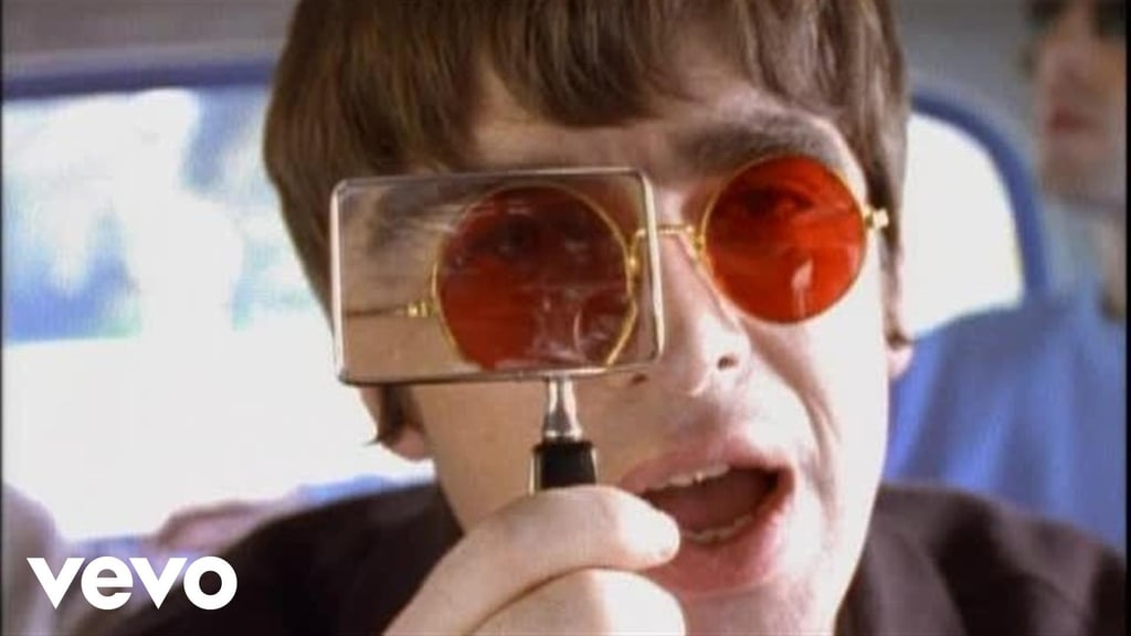 """""""Don't Look Back in Anger"""" by Oasis"""