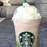 Best: Cherry Blossom Frappuccino
