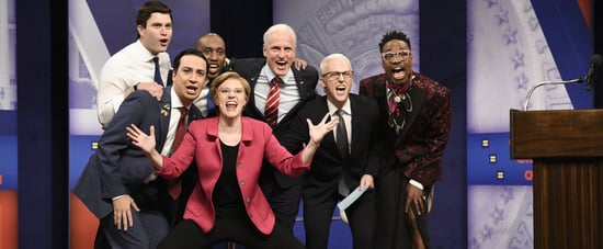 Watch Saturday Night Live's CNN Equality Town Hall Skit