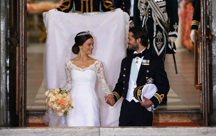 Prince Carl Philip married former model Sofia Hellqvist at the Royal Chapel at the Royal Palace of Stockholm back in June 2015.