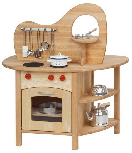 heirloom-quality play kitchen