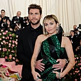 May 2019: Miley and Liam Make Their Met Gala Debut as a Couple
