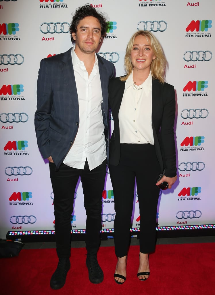 Showing up to celebrate the opening night of the Melbourne International Film Festival? Asher Keddie and her partner, Vincent Fantauzzo. They attended the premiere of I'm So Excited on July 25.