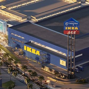 ايكيا تفتتح متجراً جديداً لها في دبي هذا العام 2019