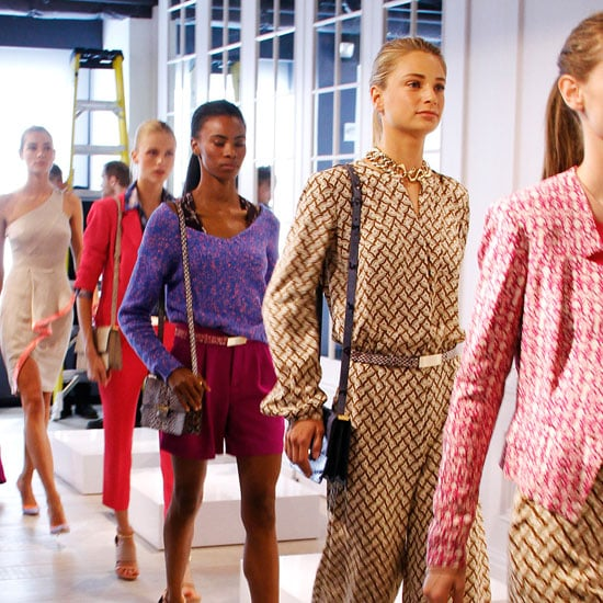 Pictures and Review of Rachel Roy Spring Summer New York Fashion Week Runway Show