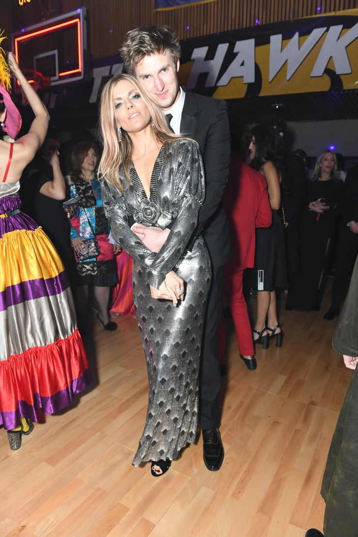 Sienna Miller And Lucas Zwirner Celebrities At 2019 Met