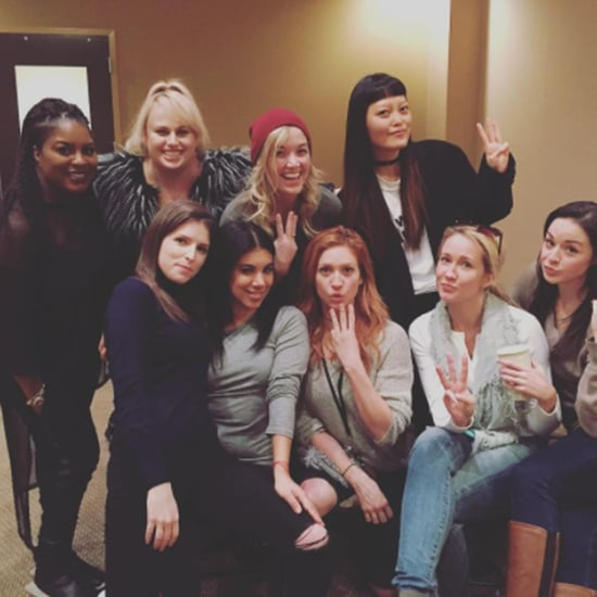 Pitch Perfect 3 Instagram Pictures