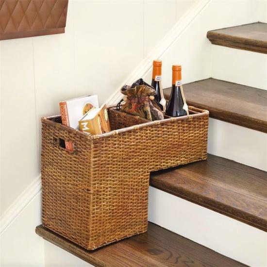سلال السلالم المخصصة لحفظ الممتلكات
