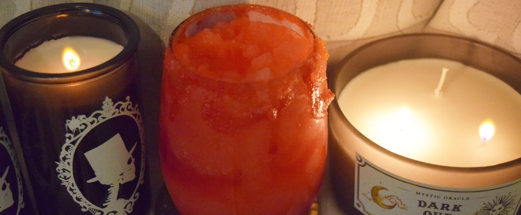 Bloody Halloween Margarita Recipe