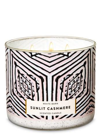Bath & Body Works Sunlit Cashmere