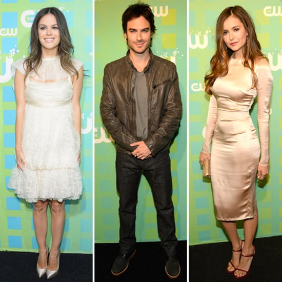 Rachel Bilson, Ian Somerhalder and Nina Dobrev Bring the Heat to the CW Upfronts
