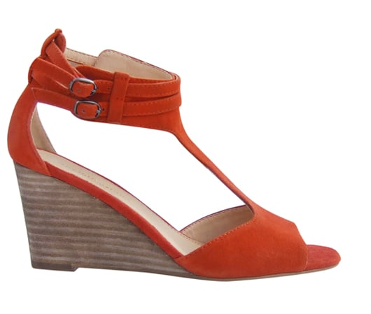 For bright measure, just add lots of orange. 