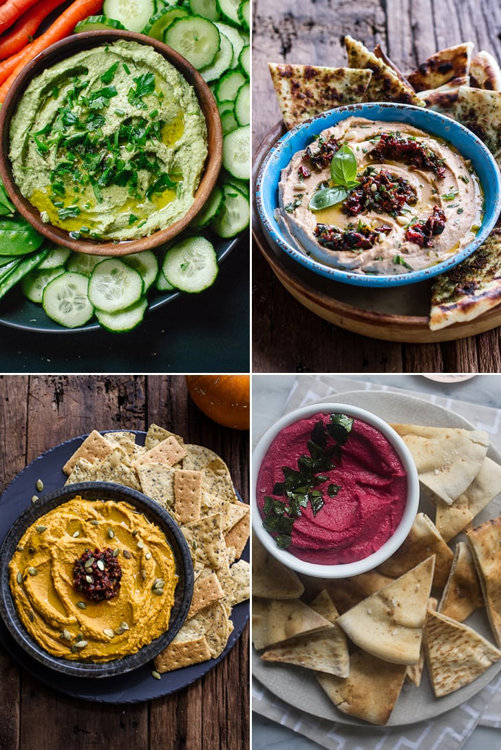 14 Not-So-Basic Hummus Recipes