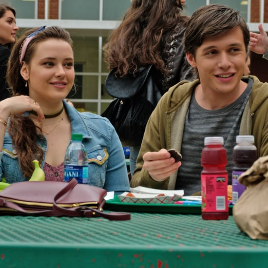 Nick Robinson and Katherine Langford Love, Simon Interview