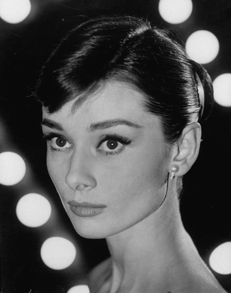 Audrey Hepburn Eyebrow Shapes Throughout History Popsugar Beauty