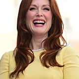Julianne Moore Gets a Star on the Hollywood Walk of Fame — All Is Right With the World