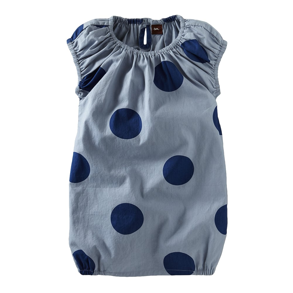Modern Dot Bubble Dress ($35)