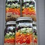 Make Mason Jar Salads
