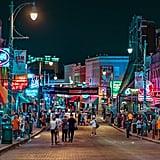 Memphis, TN — Walk The Line