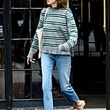 How to Wear Jeans: Alexa Chung