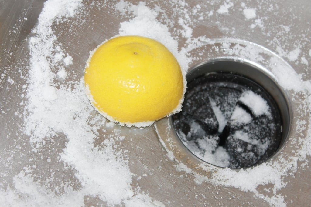 Disinfect Your Kitchen Sink