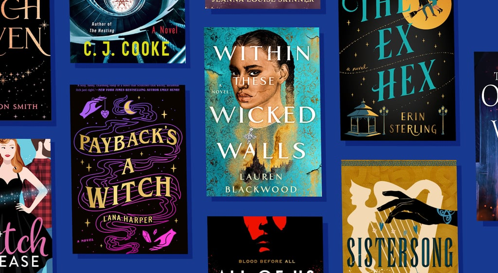 New Books About Witches Releasing in Fall 2021