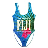 Oh, and There's Also a Fiji Water One-Piece, For Anyone Who Prefers Fancy H2O