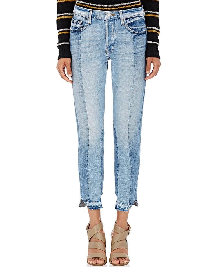 Frame 'Nouveau Le Mix' Jeans ($450)
