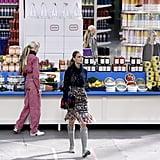 Chanel's Supermarket Sweep, Autumn/Winter 2014