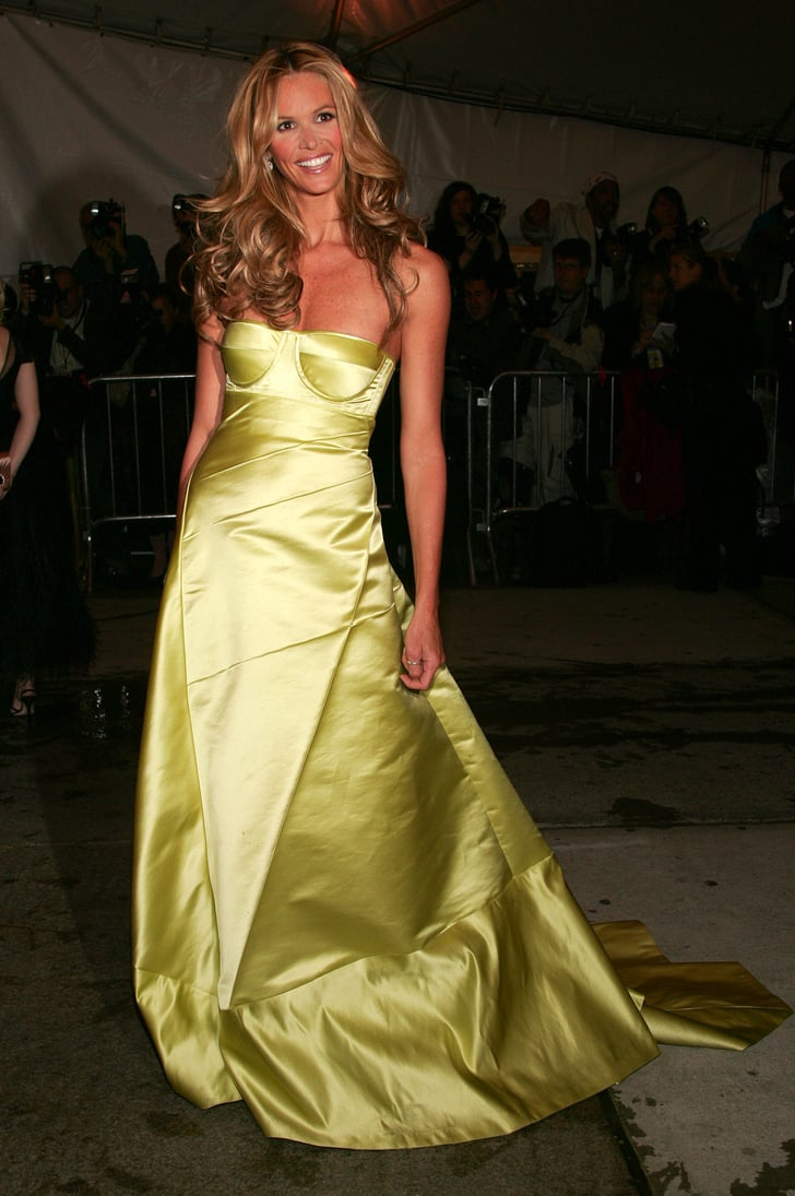 Elle Macpherson Best Met Gala Looks Over The Years