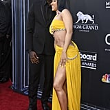 Cardi B's Billboard Music Awards Crop Top and Skirt 2019