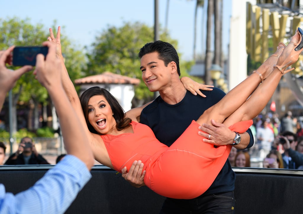 "Eva Longoria and Mario Lopez have been friends for well over a decade. And we don't mean they are ""friends"" like people are in Hollywood, the two are so close that Eva is actually the godmother to Mario's daughter, Gia. The best friends, who haven't revealed how they met, consider each other family — Eva has publicly referred to Mario as her ""brother.""      The two have been there for each other professionally and personally through the years. Eva has been on Mario's show Extra a bunch of times and had Mario by her side at her wedding to José Antonio Bastón, while Mario supported Eva through her divorce from Tony Parker. It's the real thing! Keep scrolling to see the cutest moments between these friends for life . . .      Related:                                                                                                           They're Friends?! 23 Celebrity Pals That Might Surprise You"