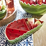 Pier 1 Imports Watermelon Wedge Divided Serving Dish ($20)