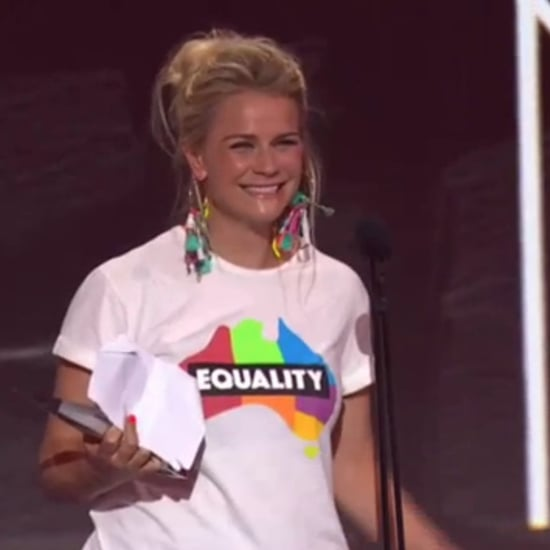 Sia Marriage Equality Acceptance Speech at 2016 ARIAs