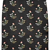 A pencil skirt will never grow old, especially when it's as beautiful as this Derek Lam Floral-Print Satin-Twill Pencil Skirt ($395, originally $790).