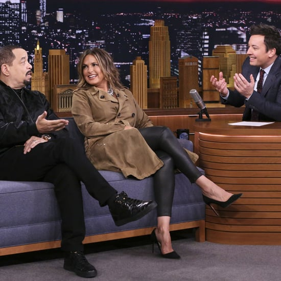 Ice T and Mariska Hargitay on The Tonight Show 2018 Video