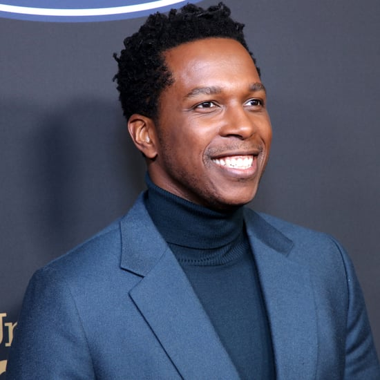 Leslie Odom Jr. Reacts to First Golden Globes Nominations