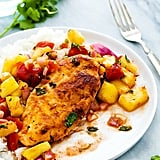 Pineapple Salsa Chicken